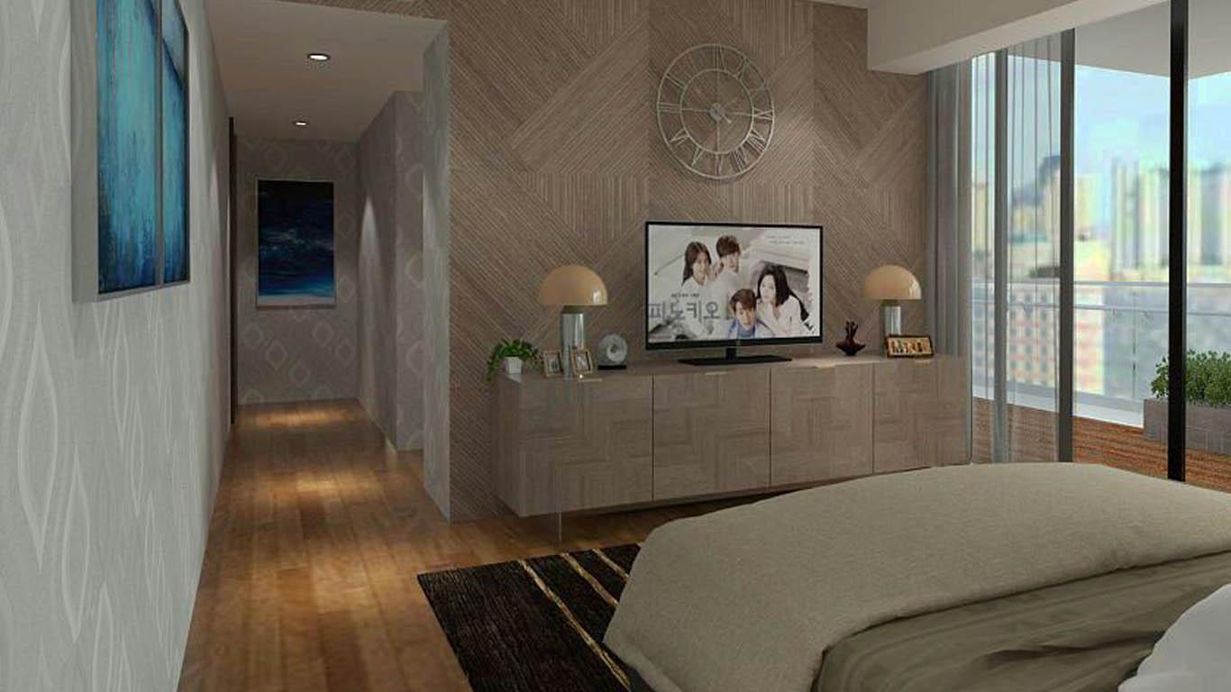 desain kamar tidur, kamar tidur minimalis, kamar tidur jakarta,