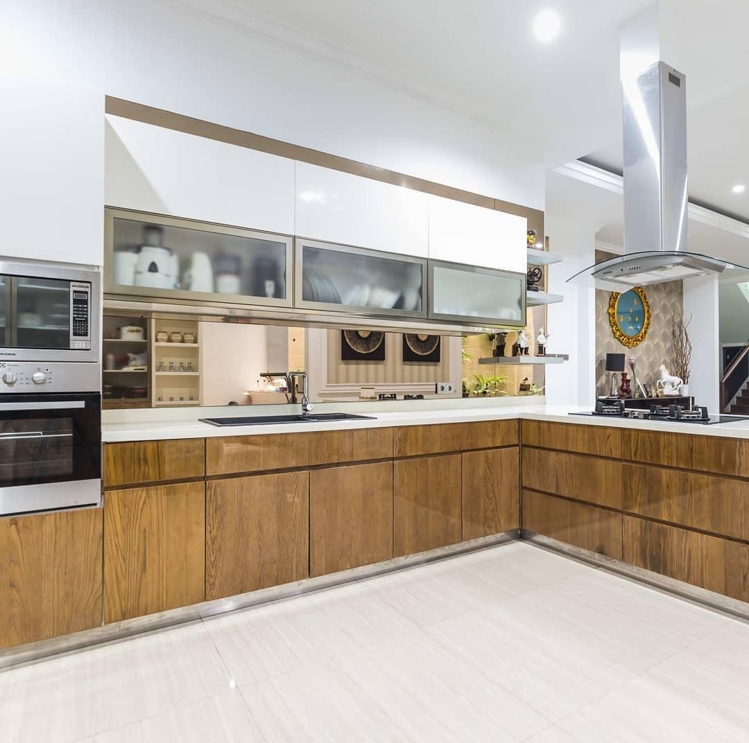 Dapur Minimalis , desain interior