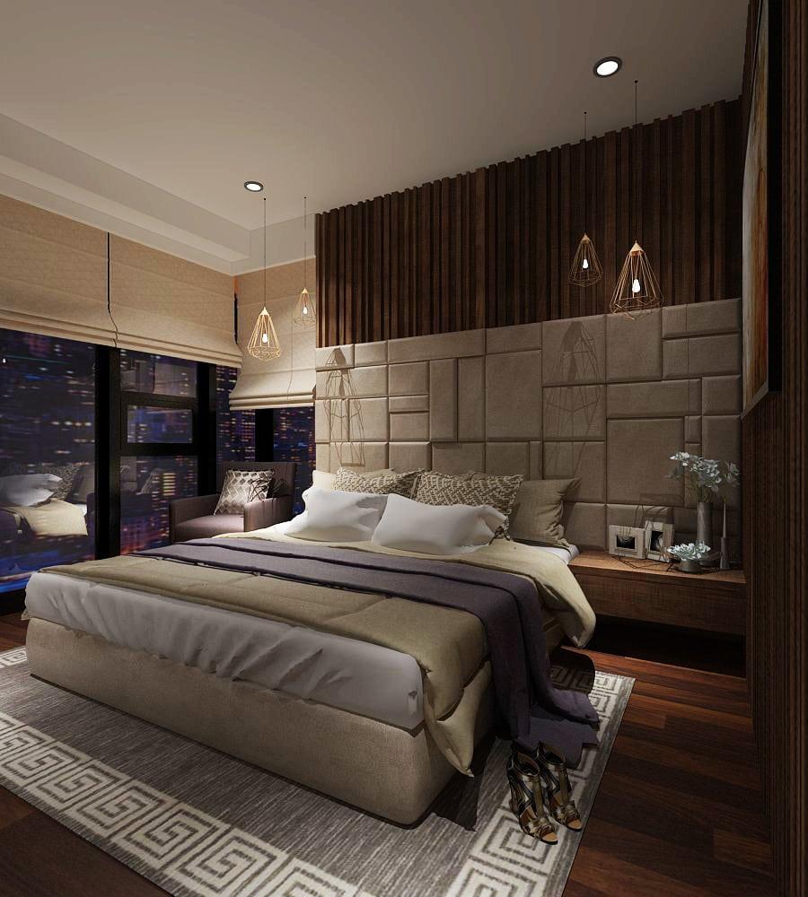 desain kamar tidur, interior kamar tidur, desain interior kamar jakarta