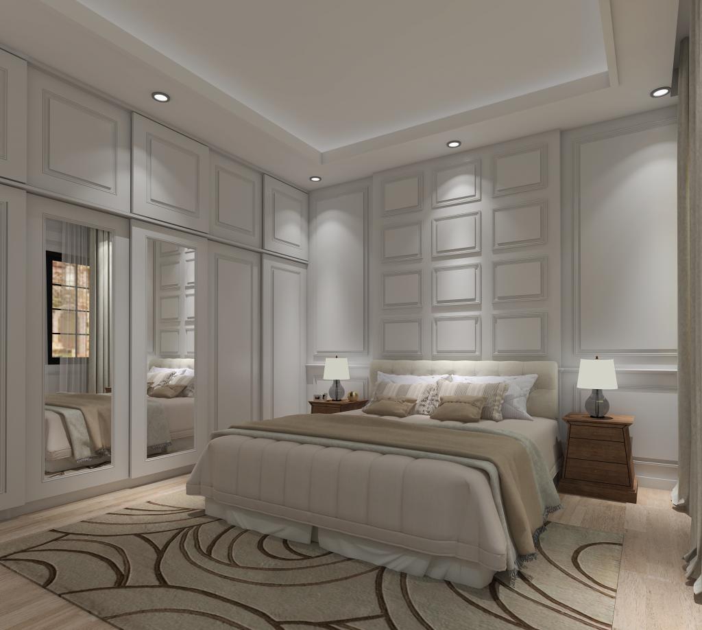desain kamar tidur, desain kamar tidur jakarta, desain interior kamar tidur