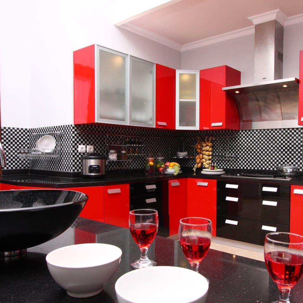 desain dapur minimalis, kitchen set
