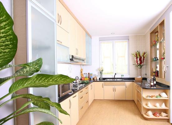 kitchen set, kitchen set jakarta, jasa pembuatan kitchen set